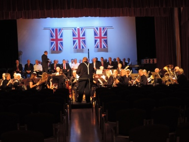 Kendal Concert Band and K Shoes Male Voice Choir